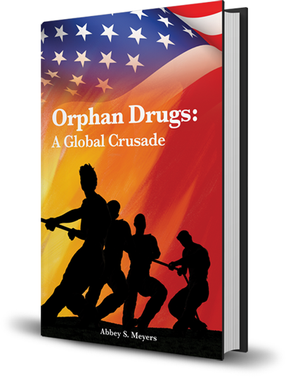 Book cover of Oprhan Drugs - A Global Crusade